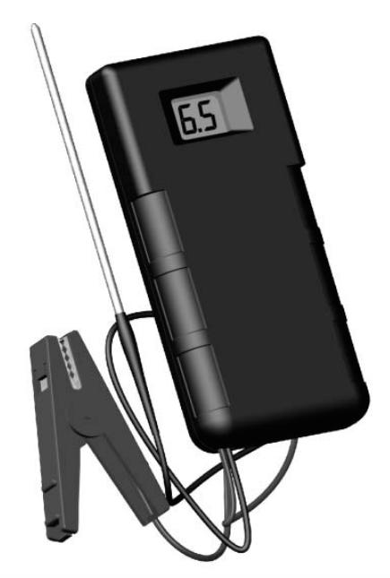 Digital Voltmeter Fence : Digital voltmenter killyless stores ballymena today